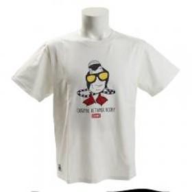 チャムス(CHUMS) ブービーウィズグラッシーズTシャツ CH01-1364 Natural(Men's)