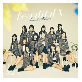 Beautiful X(スマプラ対応)(通常盤) 中古 良品 CD