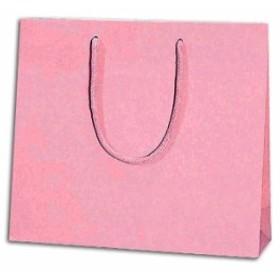 プレーンチャームバッグ 3才ピンク 手提げ紙袋 10枚