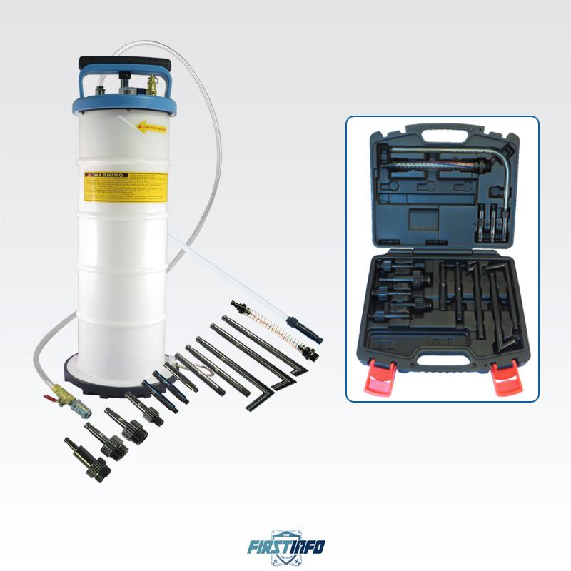 6.5L加油機 ATF自動變速箱油/自排油 附自排油管件14 配件