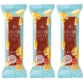 中島大祥堂 ロカボ・スタイル チーズケーキ 1セット(3個入)