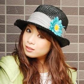 GRACE グレース JESSICA HAT ハット 中折れ 麦わら つば広 紫外線 カット 帽子 ハット レディース