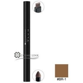 カネボウ ケイト KATE ラスティングデザインアイブロウW N (FL)扁平芯 #BR-1 (286913)