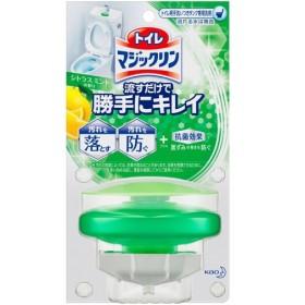 トイレマジックリン 流すだけで勝手にキレイ シトラスミントの香り 本体 80g