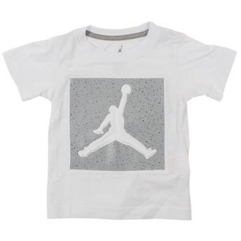 JORDAN 【オンライン限定特価】ボーイズ ジョーダンコットンTシャツ 754533-001 (Jr)