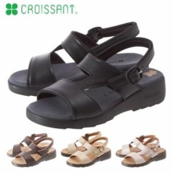 CROISSANT クロワッサン コンフォートサンダル CR4592