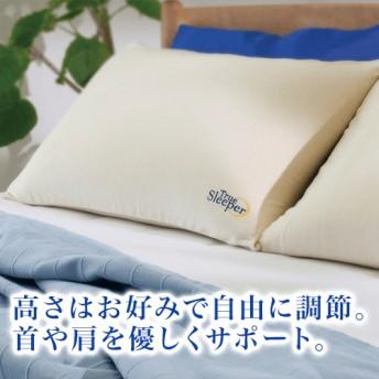 【正規品】トゥルースリーパー エンジェルフィット ピロー - トゥルースリーパー エンジェルフィット ピロー <Shop Japan(ショップジャパン)公式>高さ、形、やわらかさ自由自在の低反発素材を使用した枕。