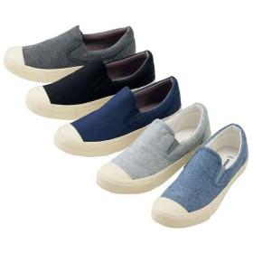 【格安-女性靴】レディーススリッポンスニーカー