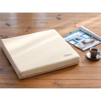 【正規品】トゥルースリーパー ふんわり座布団 - トゥルースリーパー ふんわり座布団 <Shop Japan(ショップジャパン)公式>ヒップを包み込む、低反発素材でできた2層構造の座布団。