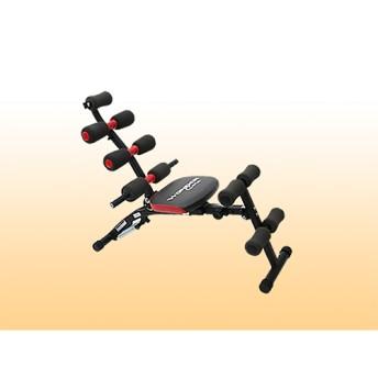 【正規品】ワンダーコア - ワンダーコア ベーシックセット(レッド) 送料無料 <Shop Japan(ショップジャパン)公式>体を倒すだけで腹筋を鍛えられる、ただ一つの腹筋マシーン。