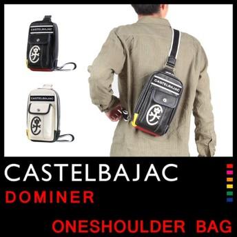 CASTELBAJAC カステルバジャック ドミネ ワン ショルダーバッグ 024912