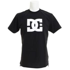 ディーシー・シュー(DC SHOE) 18 SLIT HEM 半袖Tシャツ 18SP5126J818BLK (Men's)