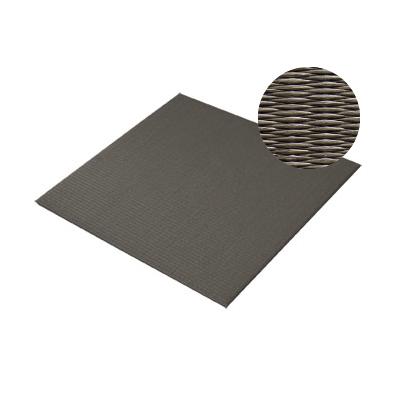 [ 美草榻榻米 日式地墊 ] 和織系列-目積炭黑 Charcoal