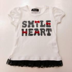 【中古】CHEERGIRL Tシャツ サイズ100