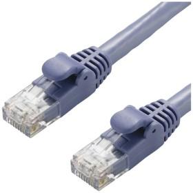 ELECOM LD-GPA/BU7 LANケーブル CAT6A スタンダード 7m ブルー