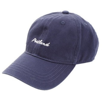 エルケクス(ELKEX) LOGO TWILL CAP 898EK8ST8868 NVY (Lady's)