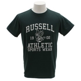ラッセル(RUSSELL) 【オンライン特価】BEE 半袖Tシャツ RBM18S0002GRN (Men's)