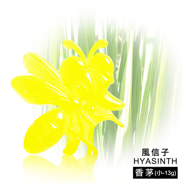 風信子HYASINTH驅蚊香茅貼/芳香貼(小-13g)