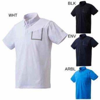 デサント ポロシャツ メンズ ユニセックス タフポロ DESCENTE DMMLJA70