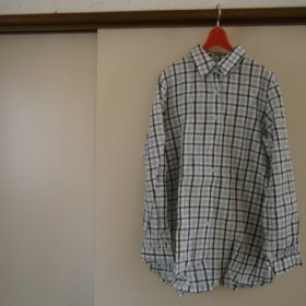 ri::z 浴衣生地のシャツ♪