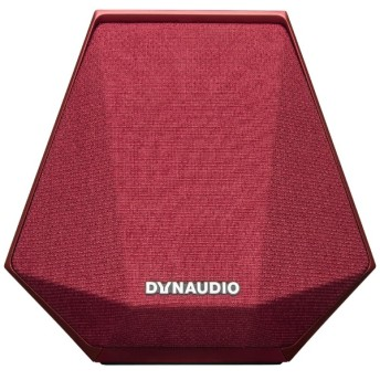 MUSIC 1 RED WiFiスピーカー レッド [ハイレゾ対応 /Bluetooth対応 /Wi-Fi対応]