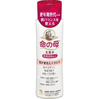 小林製薬 命の母スキンケア 豊潤化粧水 180mL