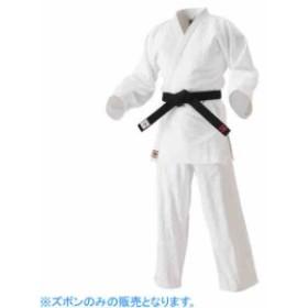 【キャッシュレスでP5%還元】 九櫻 柔道着 柔道衣  下  メンズ 形用 二重織柔道衣 ズボンのみ 4号  JKKP4