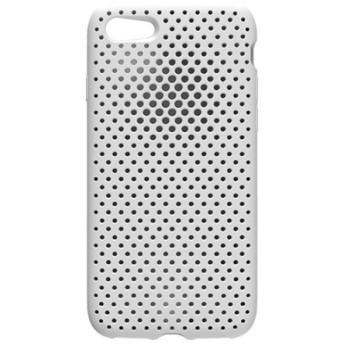 iPhone 8 / 7用 AndMesh メッシュiPhoneケース ホワイト