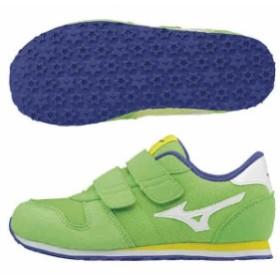 【キャッシュレスでP5%還元】 ミズノ キッズ 子供靴 スニーカー ランキッズ 5  まっちゃ  MIZUNO K1GD173320