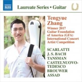 ギター・オムニバス/Tengyue Zhang: Winner 2017 Guitar Foundation Of America International Concert Artist Com