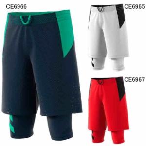CE6965 Mens Adidas Accel 2//1 Short