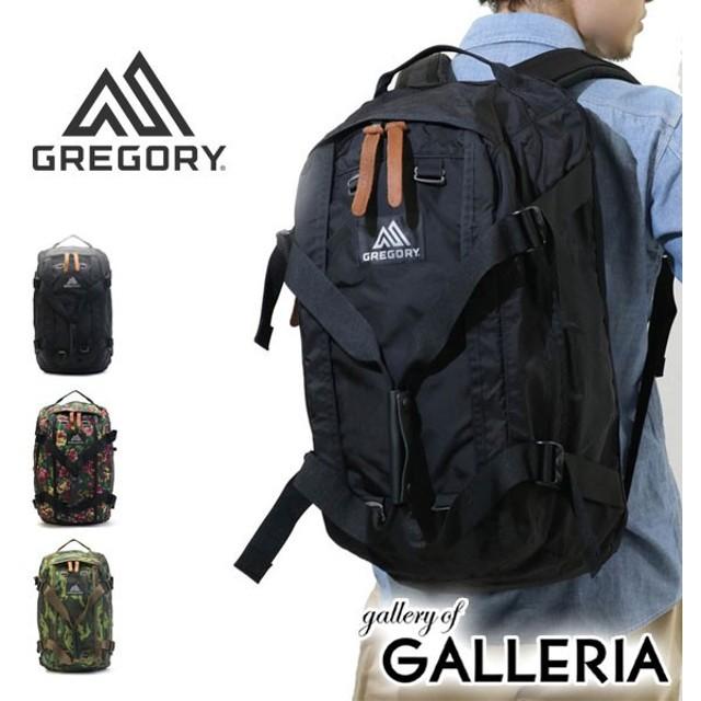 GREGORY グレゴリー バックパック クロスオーバーダッフル 40L