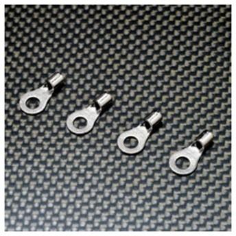 オーディオリプラス 圧着端子(白金ルテニウムメッキ)(4個1組) Audio Replas E-2RU-4P 返品種別A