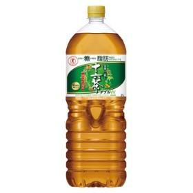 アサヒ 食事と一緒に十六茶W ダブル 2L×1ケース/6本(006)