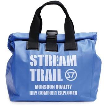 STREAM TRAIL(ストリームトレイル) ROLL DOWN TOTE(ロールダウン トート) BLUE