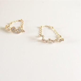 chain ring seven star 北斗七星の指輪