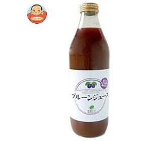 【送料無料】 イー・有機生活  有機生活のプルーンジュース  1000ml瓶×6本入
