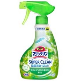 バスマジックリン スーパークリーン グリーンハーブの香り 本体 380ml 4901301347695