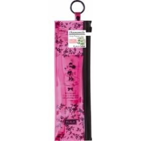 ライオン PLALA プララ カモミール 携帯用 ハミガキ・ハブラシセット 歯ブラシセット @B倉庫