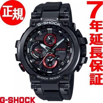 ポイント最大21倍! Gショック MT-G G-SHOCK 電波 ソーラー メンズ 腕時計 MTG-B1000B-1AJF ジーショック