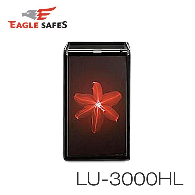 Eagle Safes 韓國防火金庫 保險箱 (LU-3000HL)(火紅百合)