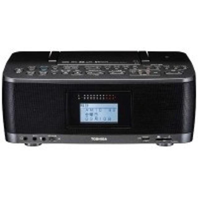 TOSHIBA(東芝) TY-CWX90-KM ガンメタリック [Bluetooth対応 SD/USB/CDラジオ]