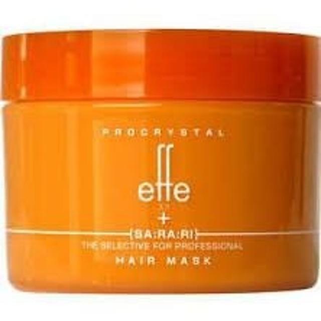 アペティート化粧品 プロクリスタル effe (エフ) ヘアマスク さらり 200g