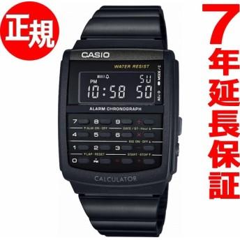8%OFFクーポン&ポイント最大14倍! カシオ CASIO スタンダード デジタル 限定 腕時計 メンズ レディース カリキュレーター CA-506B-1AJF