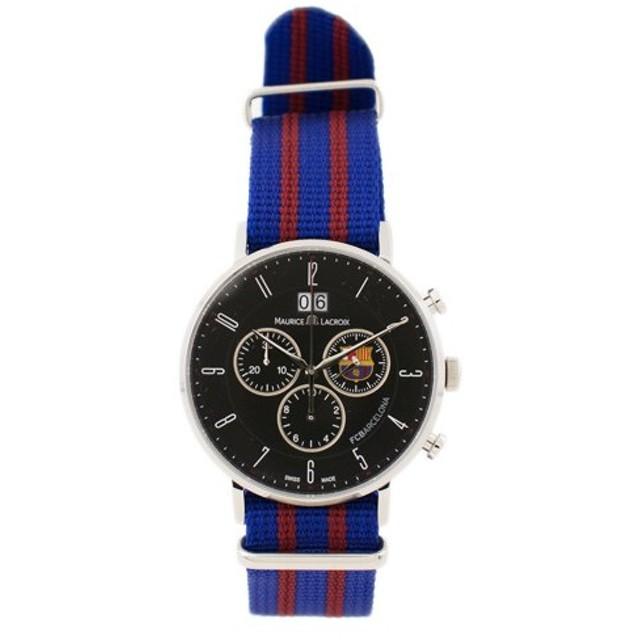 da4c8487d6 モーリスラクロア メンズ腕時計 エリロス FCバルセロナ EL1088-SS002-320 ...