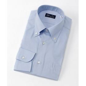 <LA FETE BLEU/ラフェッタブルー> BDドレスシャツ(LF6-B-002) アオ 【三越・伊勢丹/公式】