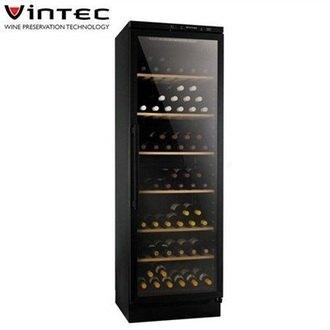 ★2019/9/29前購買送好禮 VINTEC V160SGB 單門單溫酒櫃 可做嵌入式擺放