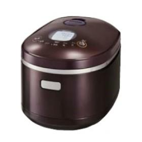 【プロパンガス用】 ガス炊飯器 「直火匠(じかびのたくみ)」(5.5合) RR-055MST2-DB ダークブラウン