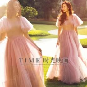 レディース パーティードレス ワンピース 結婚式ドレス フォーマル お呼ばれ 披露宴   ウェディング 二次会 演奏会