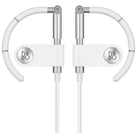 bluetooth イヤホン 耳かけ型 EARSET White ホワイト EARSET-WHITE [リモコン・マイク対応 /ワイヤレス(左右コード) /Bluetooth]